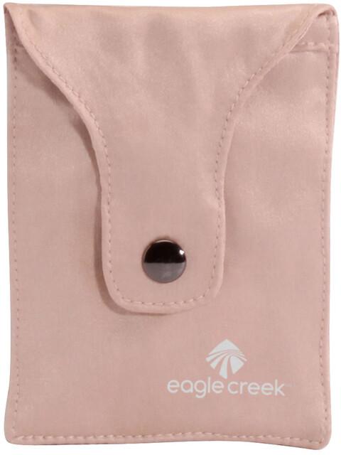 Eagle Creek Silk Undercover Bra Stash rose